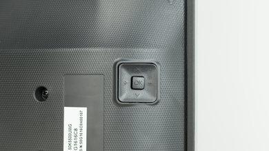 Sharp N7000U Controls Picture