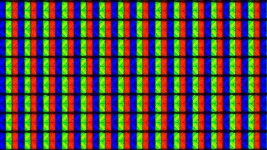 Samsung H5203 Pixels