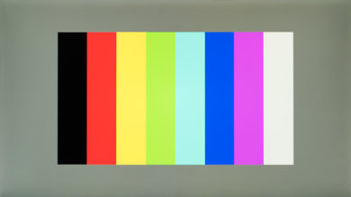 Dell P2217H Color bleed vertical