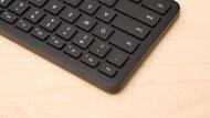 Microsoft Bluetooth Keyboard Build Quality Close Up