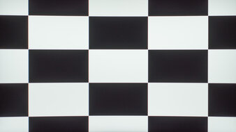 AOC CQ32G1 Checkerboard Picture