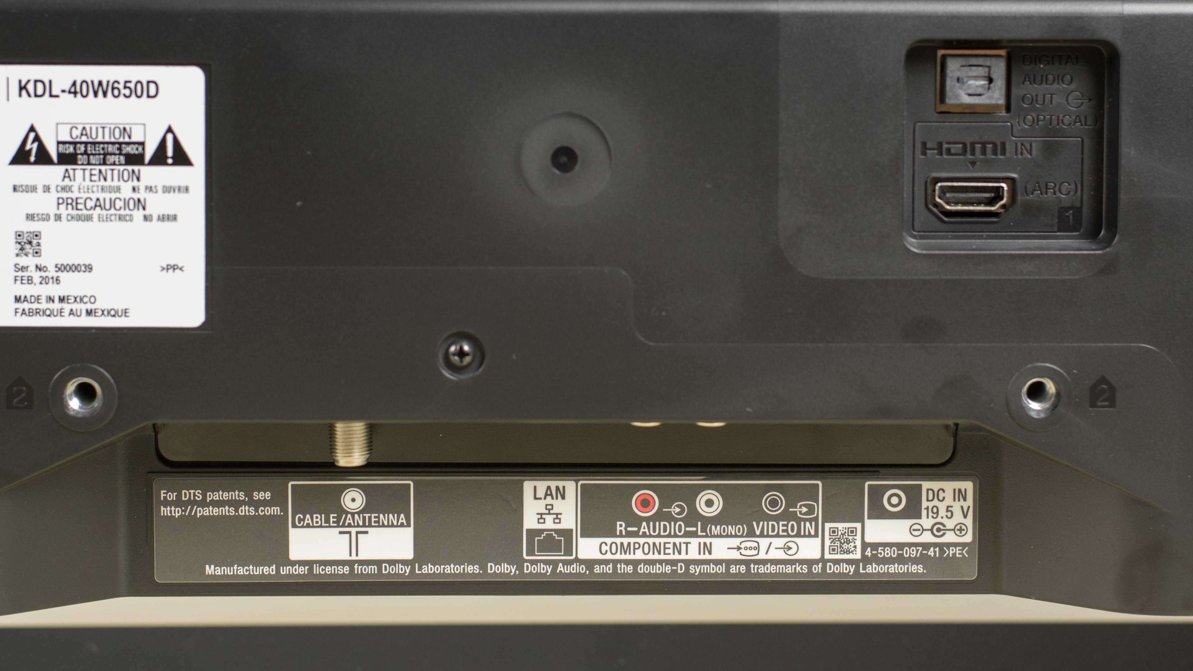 Sony W650d Review Kdl40w650d Kdl48w650d Kdl55w650d