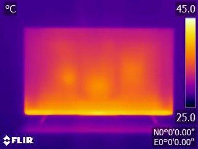 LG UH6150 Temperature picture