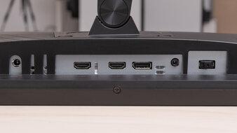 ASUS TUF Gaming VG258QM Inputs 1