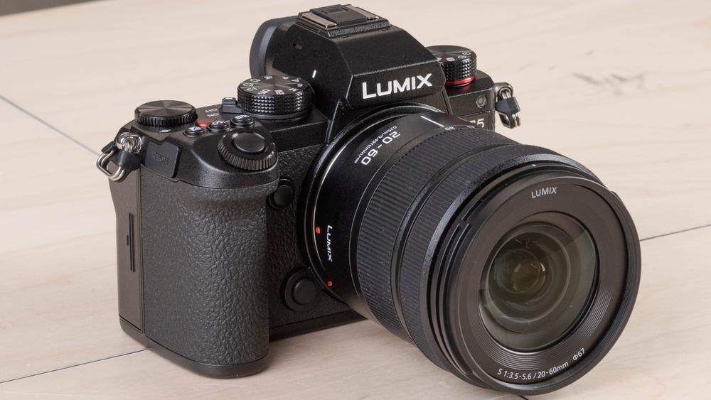 Panasonic Lumix DC-S5 Picture