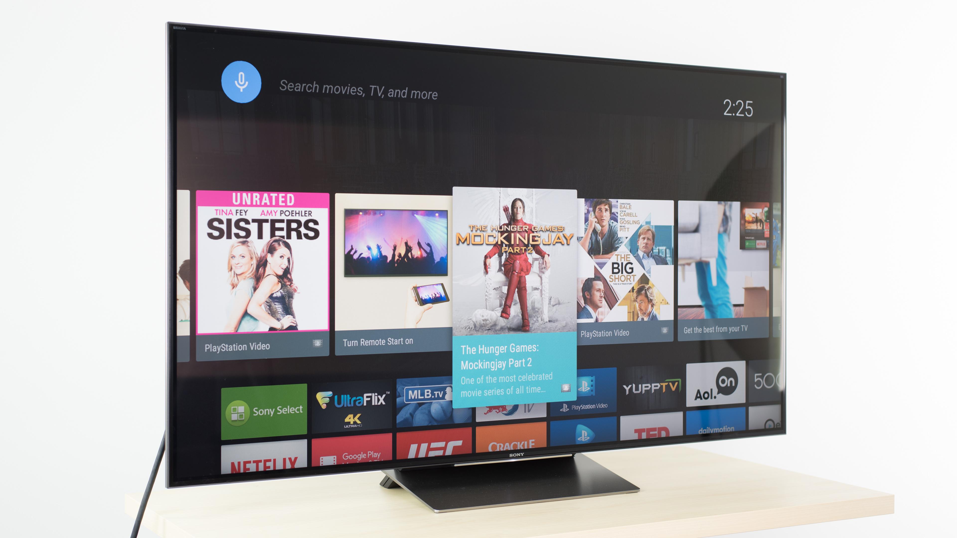 Sony x930d review xbr55x930d xbr65x930d for Find and design tv show