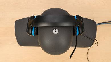 Logitech G432 Gaming Headset Top Picture