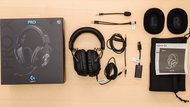 Logitech G Pro X Gaming Headset In The Box Picture