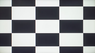 LG LH5000 Checkerboard Picture