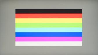 Acer Predator X25 bmiiprzx Color Bleed Horizontal