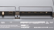 LG G1 OLED Rear Inputs Picture