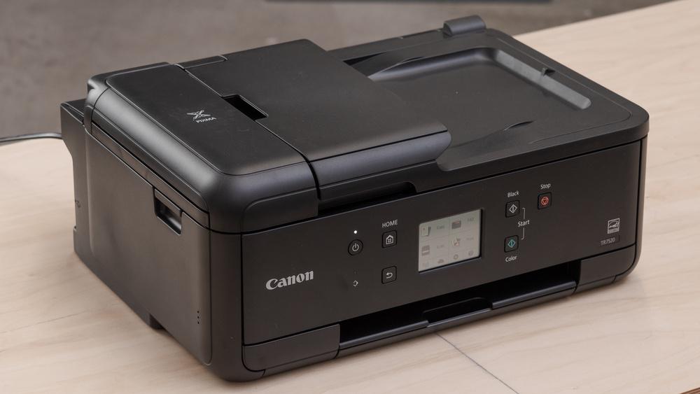 Canon PIXMA TR7520 Picture