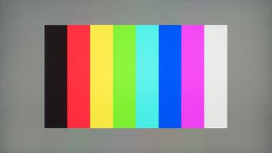Acer VG271UP Color bleed vertical