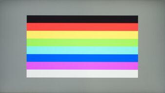 ASUS ROG Swift 360Hz PG259QN Color Bleed Horizontal