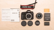 Canon EOS 90D In The Box Picture