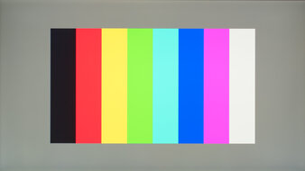 LG 27GP850-B Color Bleed Vertical