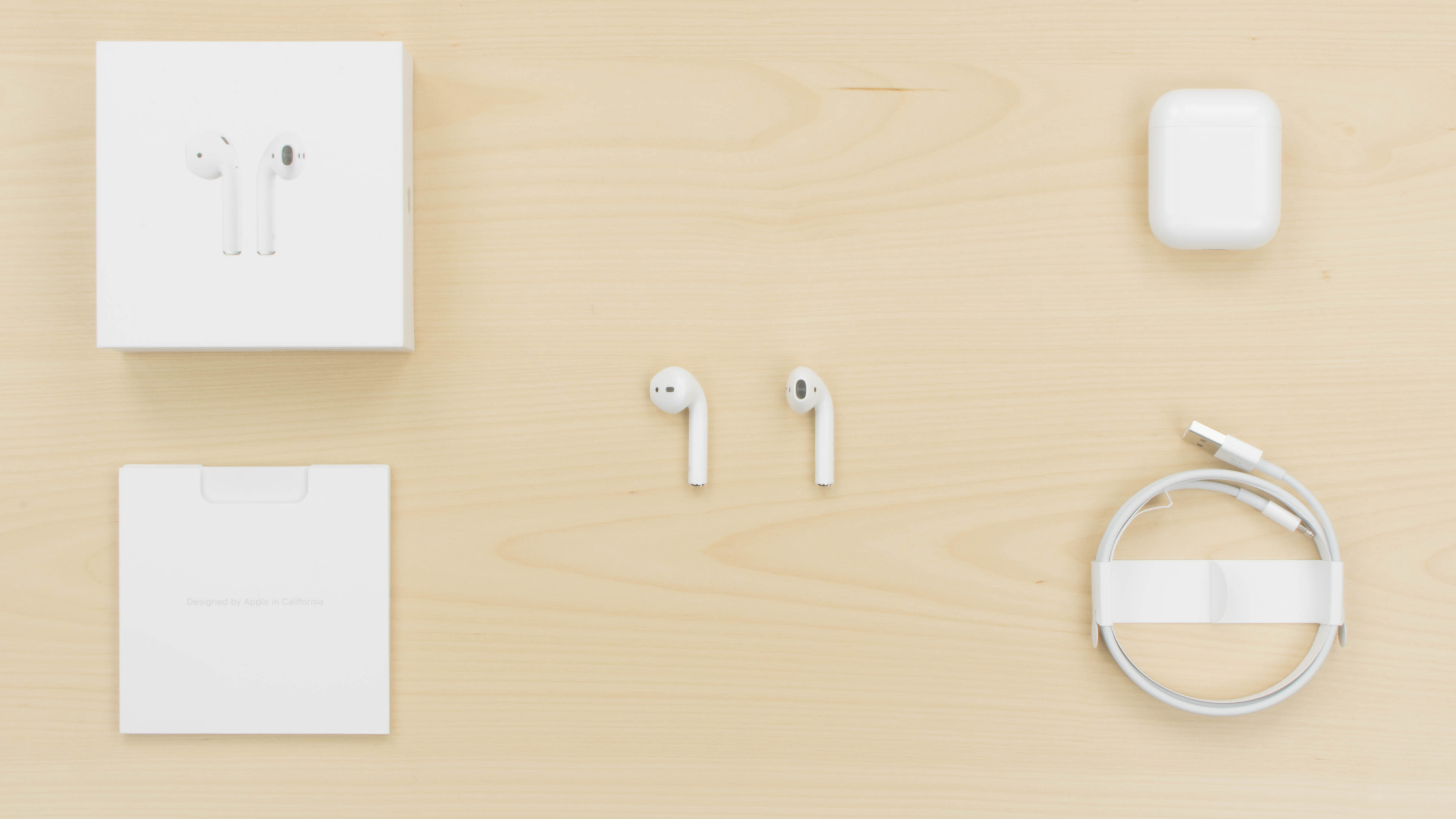 Apple airpods wireless review for Mac due the box