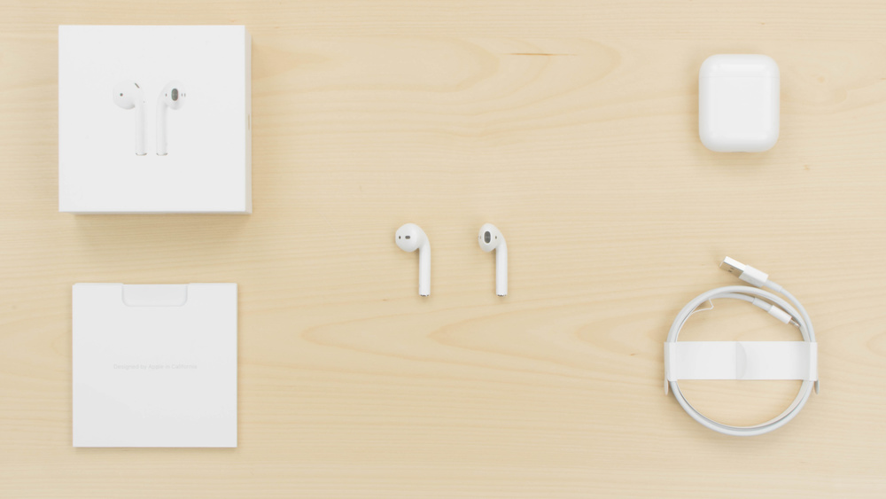 Apple AirPods In the box Picture