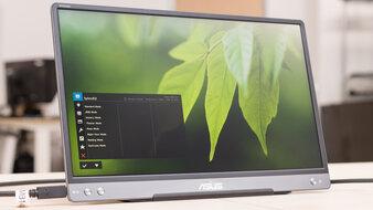 ASUS ZenScreen MB14AC Design Picture