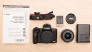 Canon EOS M50 In The Box Picture