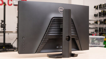 Dell S2722DGM Back Picture