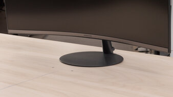 Samsung T55 Stand Picture