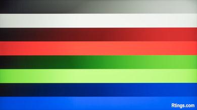 Samsung NU7100 Gradient Picture