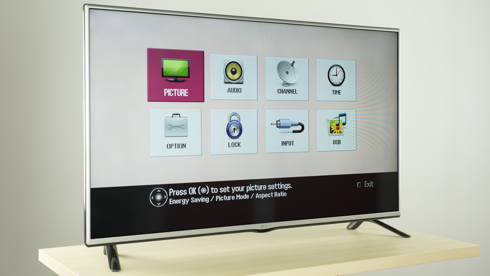 LG LF5500 Picture