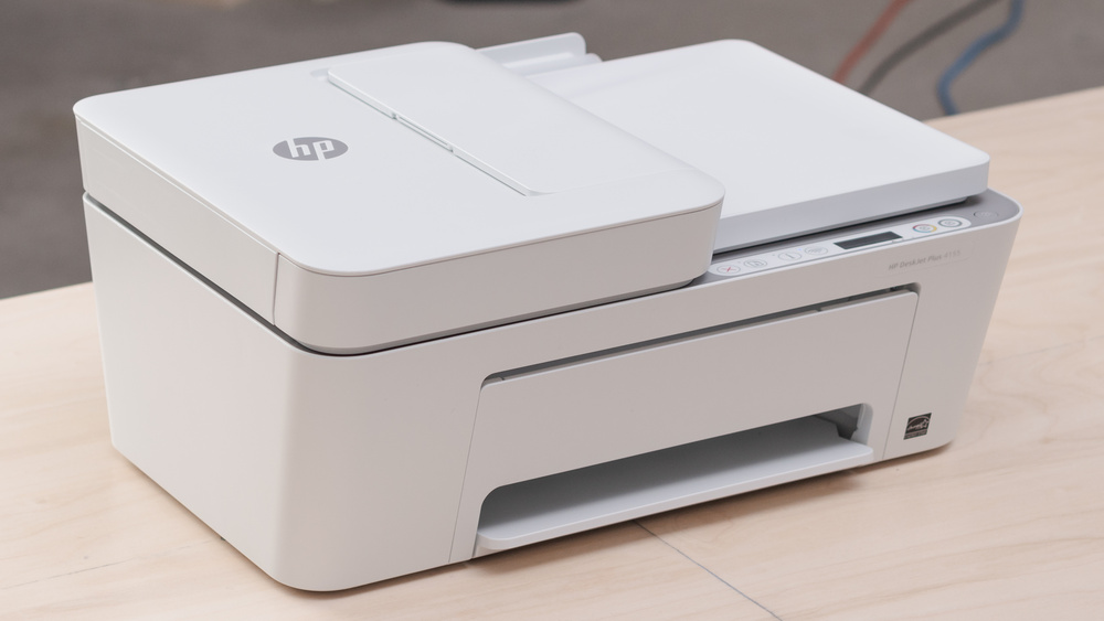 HP DeskJet Plus 4155 Picture