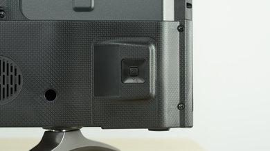 Hisense H8C Controls Picture