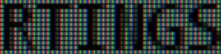 Nixeus EDG 34 ClearType Off
