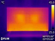 Samsung KS8500 Temperature picture