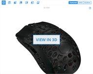 Cooler Master MM710 3D Model
