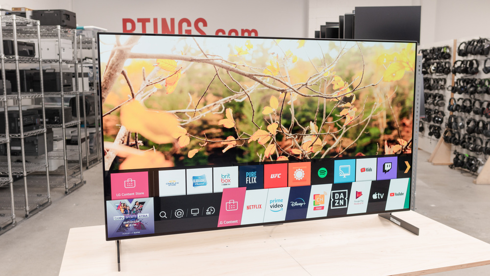 LG GX OLED Picture