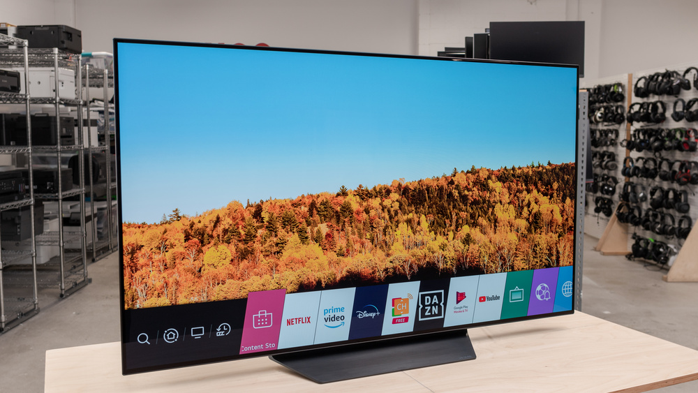 LG BX OLED Picture