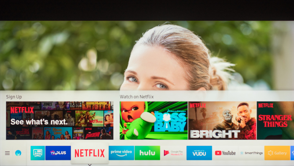 Samsung Q9FN/Q9/Q9F QLED 2018 Smart TV Picture