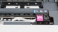HP ENVY 6055e Cartridge Picture In The Printer