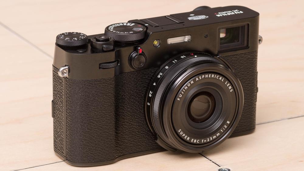 Fujifilm X100V Picture