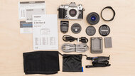 Olympus OM-D E-M5 Mark III In The Box Picture