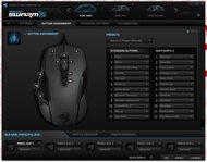 ROCCAT Kone AIMO Remastered Software settings screenshot