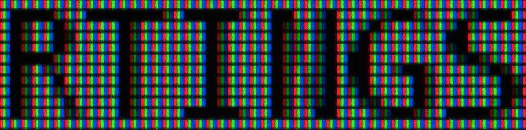 BenQ EX2780Q ClearType Off