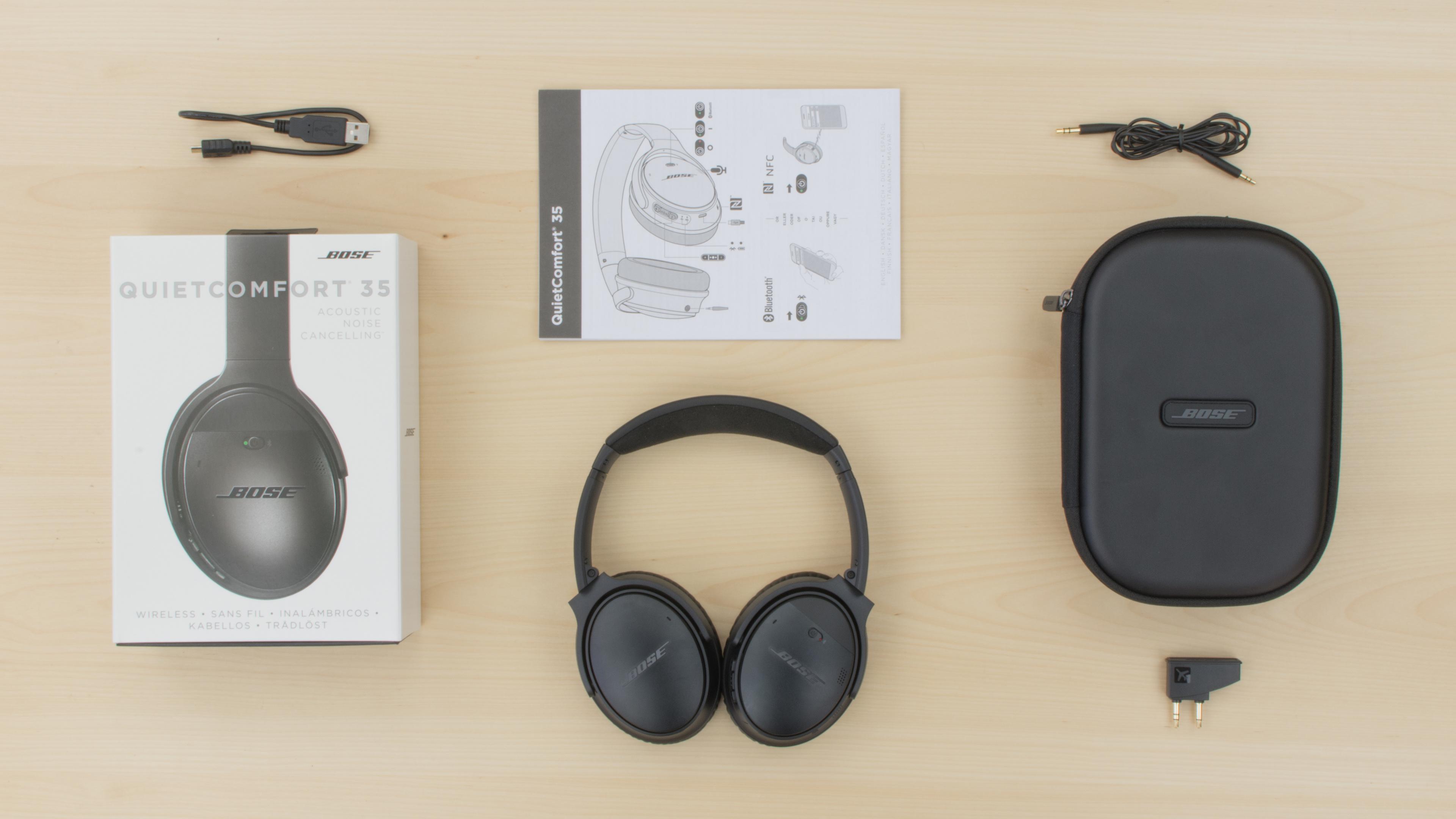 Bose QuietComfort 35 / QC35 Review