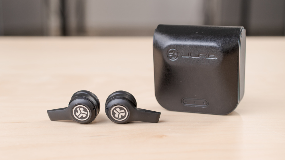 JLab Audio JBuds Air Executive Truly Wireless Picture