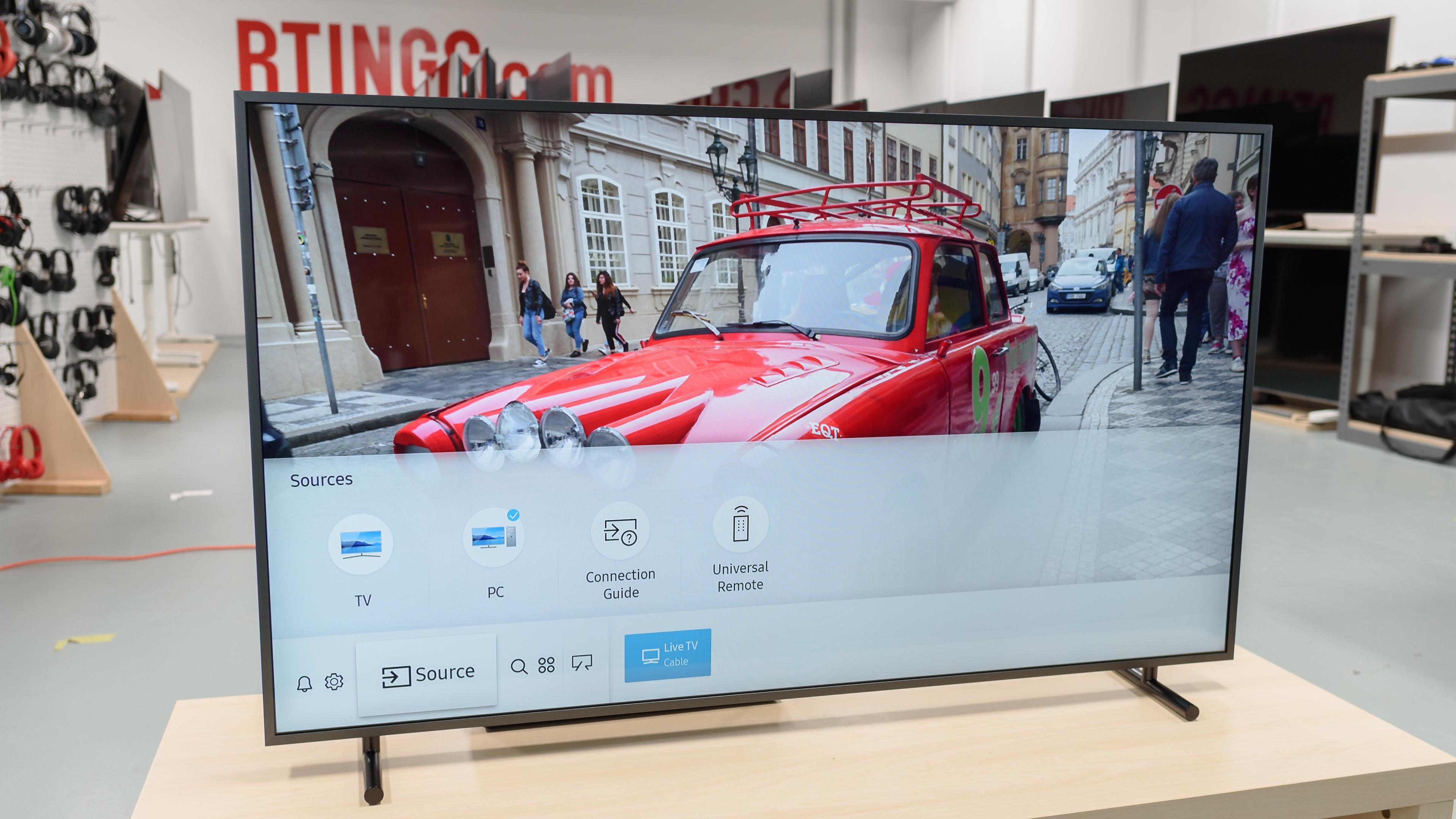 Samsung The Frame 2018 Review Un43ls03n Un55ls03n Un65ls03n