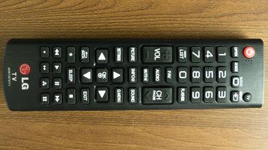 LG LB5600 Remote