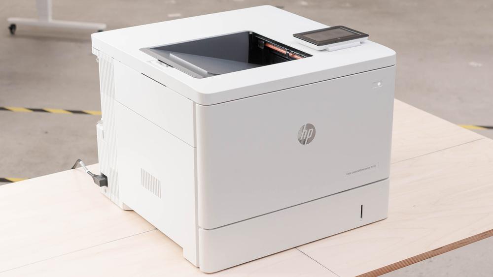 HP Color LaserJet Enterprise M555dn Picture