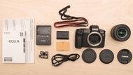 Canon EOS R In The Box Picture