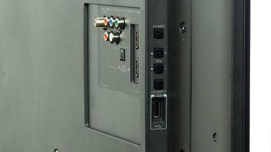 Toshiba L1400U Side Inputs