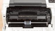 HP LaserJet Enterprise M507dn Cartridge Picture In The Printer