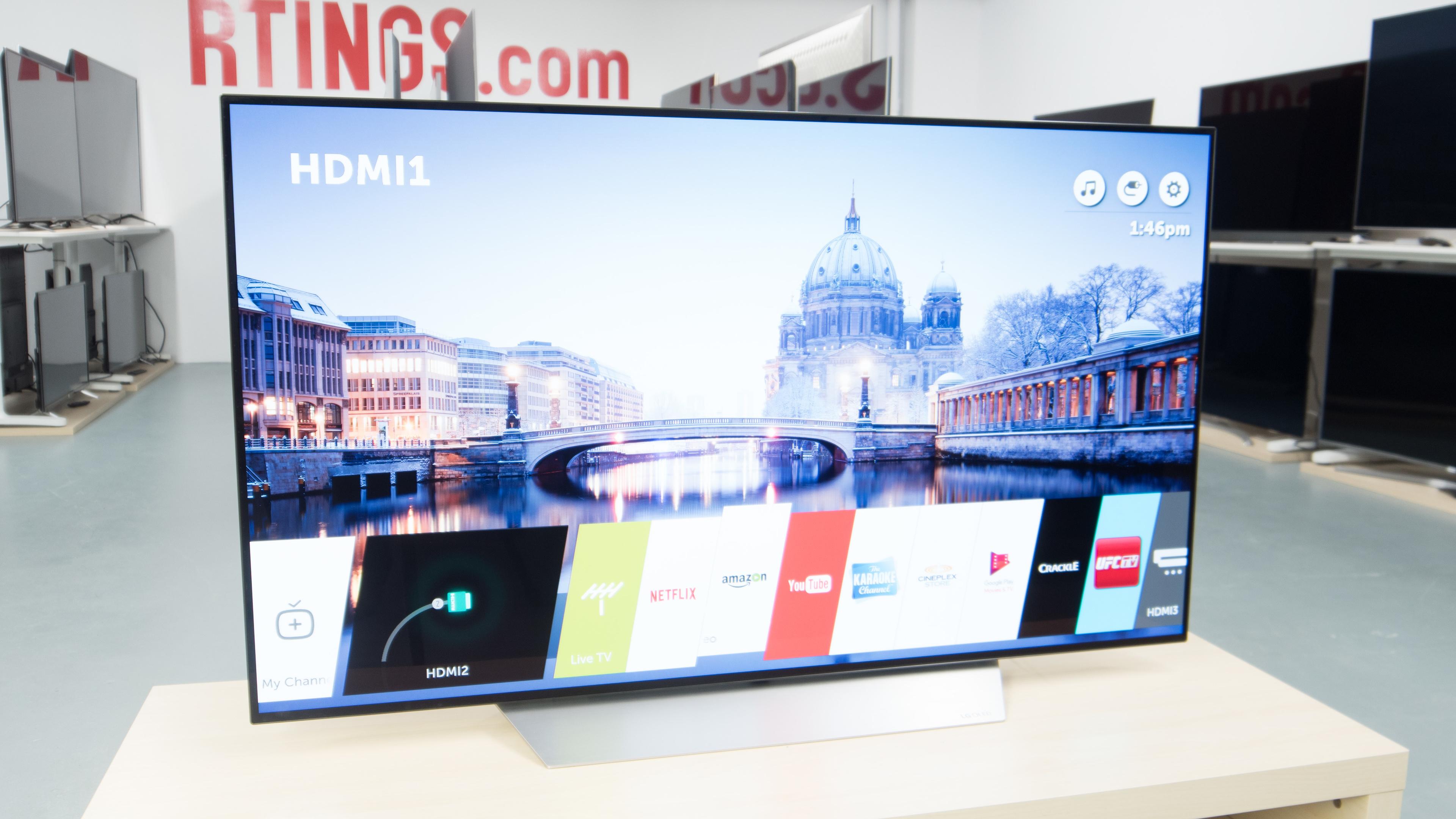LG C7 OLED Review (OLED55C7P, OLED65C7P)